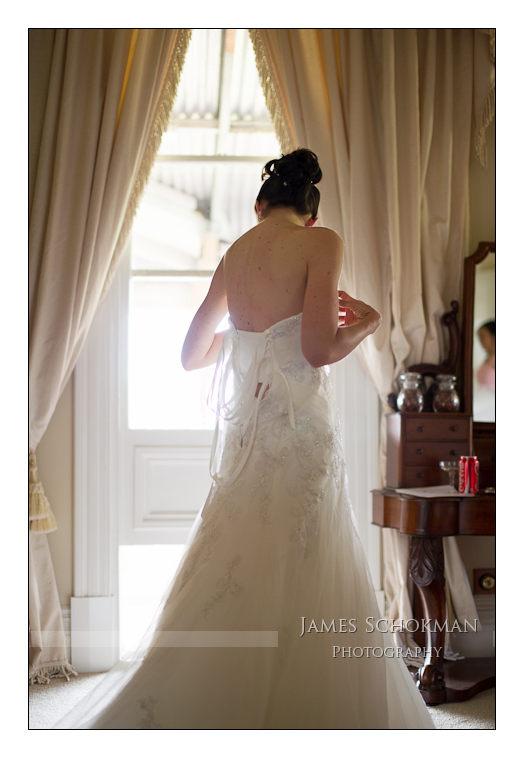 dressing house perth wedding photography