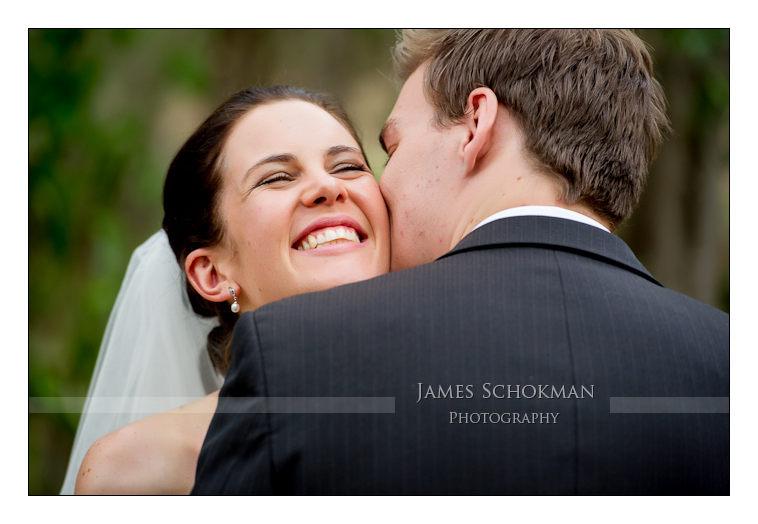 happy natural wedding photography perth
