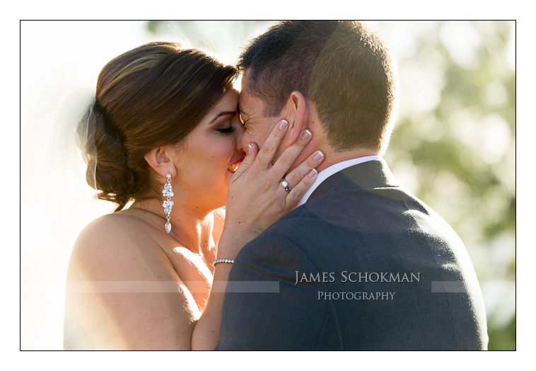 natural kiss the bride perth wedding