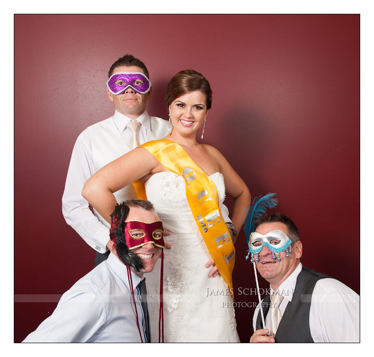 perth wedding photo booth photography