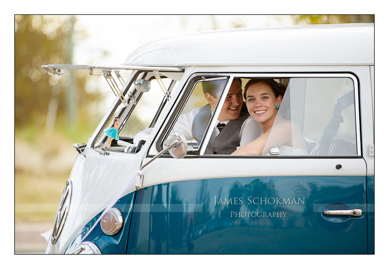 kombi van wedding perth