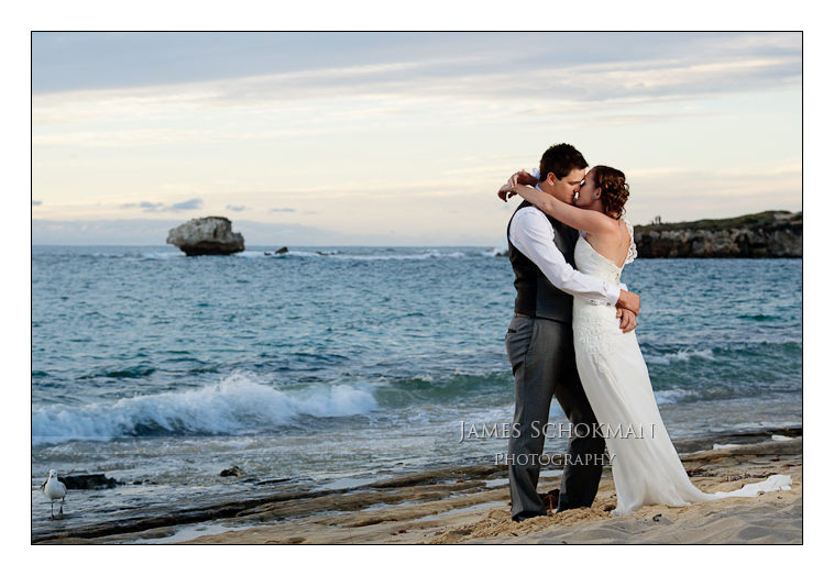 dramatic formal perth wedding photographer