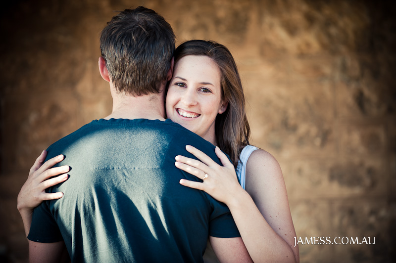 Mel and Dan, pre wedding shoot by James Schokman Wedding Photographer Perth