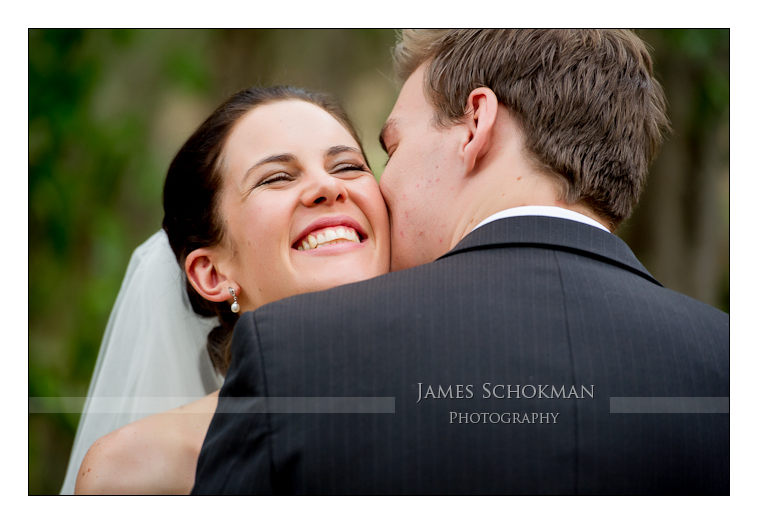 happy natural wedding photography perth