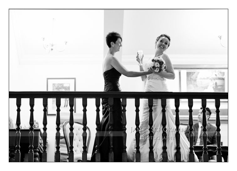 black and white wedding photography perth at the Belvoir