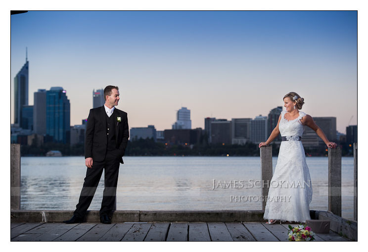 photography in perth at weddings
